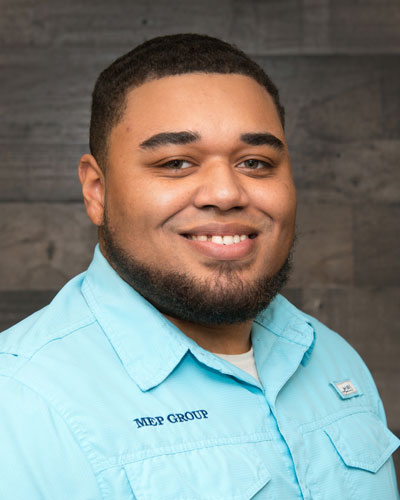 Malik Rascoe, CAD Technician